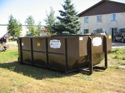 Overland Waste & Recycling bin
